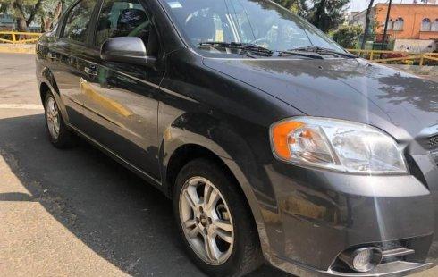 Se pone en venta un Chevrolet Aveo