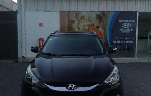 Quiero vender un Hyundai ix35 en buena condicción