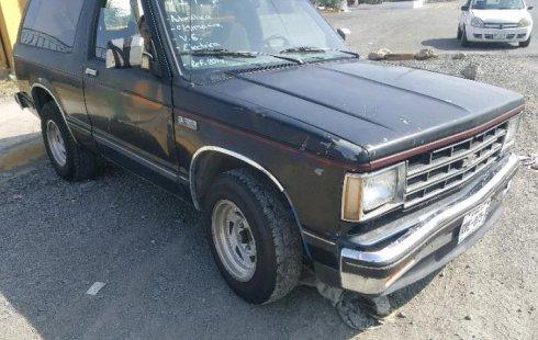 Chevrolet Blazer 1988 barato