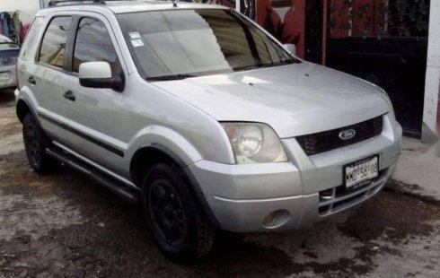 Llámame inmediatamente para poseer excelente un Ford EcoSport 2005 Manual