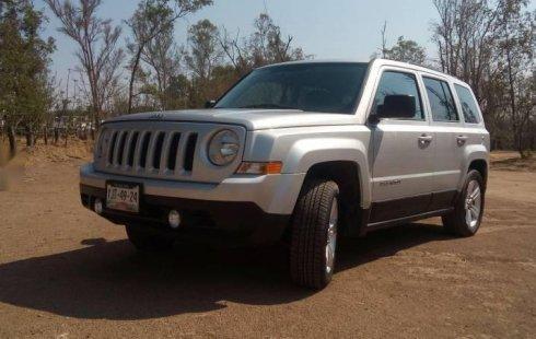 manual propietario jeep patriot 2011