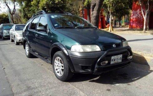 Fiat Palio Adventure 2004 usado en Venustiano Carranza