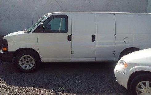 SHOCK!! Un excelente Chevrolet Express 2013, contacta para ser su dueño