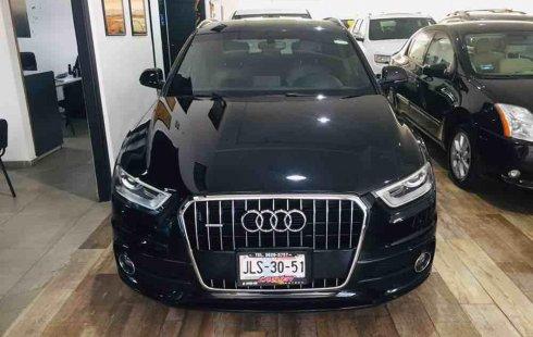 Quiero vender urgentemente mi auto Audi Q3 2014 muy bien estado