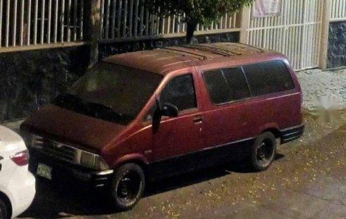 Quiero vender cuanto antes posible un Ford Aerostar 1995