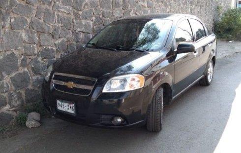Chevrolet Aveo 2011 usado en Ciudad de México