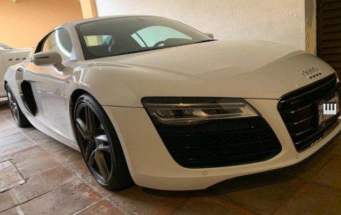 Un Audi R8 2014 impecable te está esperando