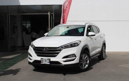 Vendo un Hyundai Tucson en exelente estado