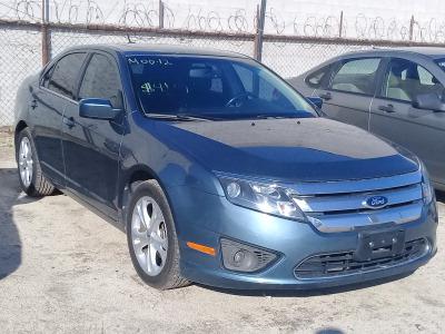 Ford Fusion usado en Mexicali
