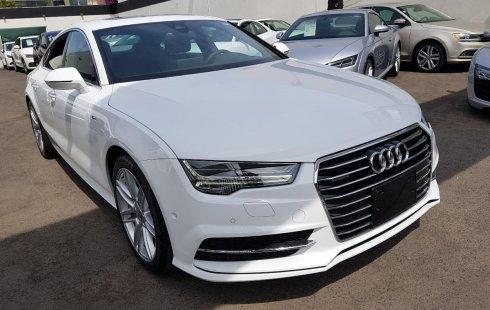 Urge!! Un excelente Audi A7 2018 Automático vendido a un precio increíblemente barato en Zapopan