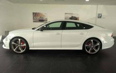 Quiero vender un Audi RS7 usado