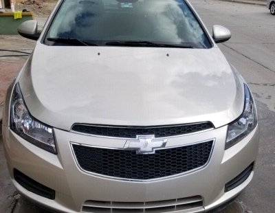 Vendo un Chevrolet Cruze en exelente estado