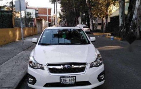 En venta un Subaru Impreza 2014 Automático en excelente condición