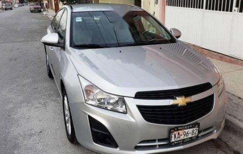 Chevrolet Cruze impecable en Saltillo más barato imposible