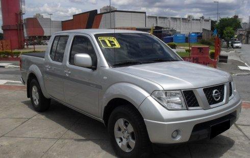 Camioneta Nissan Frontier 2015 Cabina Media en Puebla