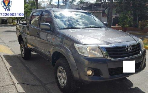 Toyota Hilux 2015 doble cabina