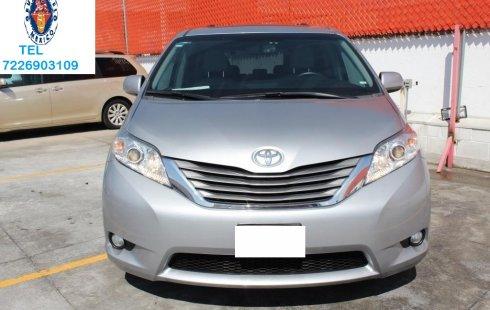 Toyota Sienna 2015 en Toluca