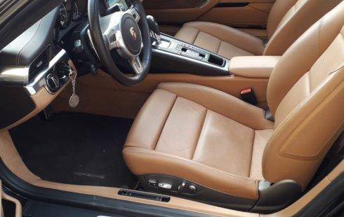 No te pierdas un excelente Porsche 911 2015 Automático en Benito Juárez