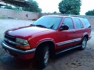 Chevrolet Blazer 1999 usado en Sinaloa