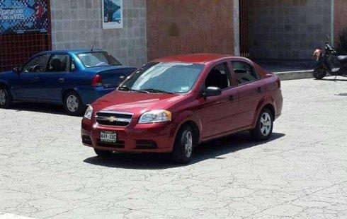 Vendo un carro Chevrolet Aveo 2011 excelente, llámama para verlo