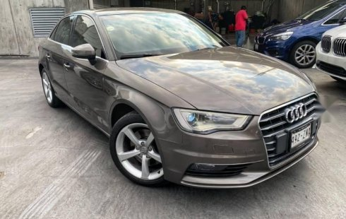 Audi A3 2014 impecable