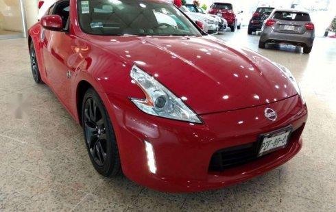 Se vende un Nissan 370Z de segunda mano