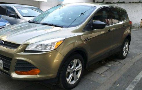 Precio de Ford Escape 2013
