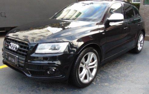 Audi Q5 impecable en Benito Juárez