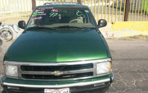 Quiero vender urgentemente mi auto Chevrolet Blazer 1997 muy bien estado