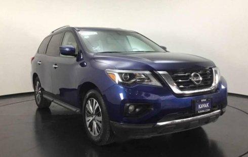Quiero vender urgentemente mi auto Nissan Pathfinder 2017 muy bien estado