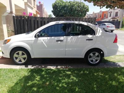 Chevrolet Aveo impecable en Mexicali