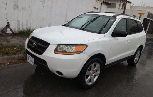 Urge!! Vendo excelente Hyundai Santa Fe 2009 Automático en en Nuevo León