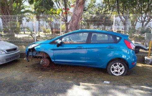 Se vende urgemente Ford Fiesta 2015 Manual en Iztapalapa