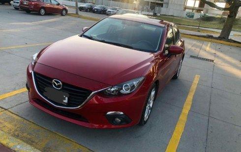 En venta un Mazda 3 2015 Automático muy bien cuidado