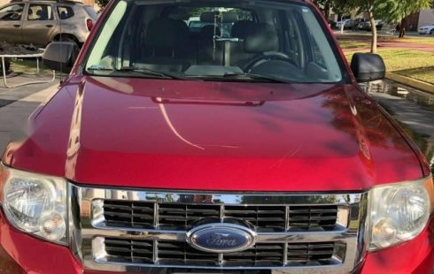 Vendo un carro Ford Escape 2008 excelente, llámama para verlo