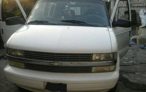 Quiero vender urgentemente mi auto Chevrolet Astro 2004 muy bien estado