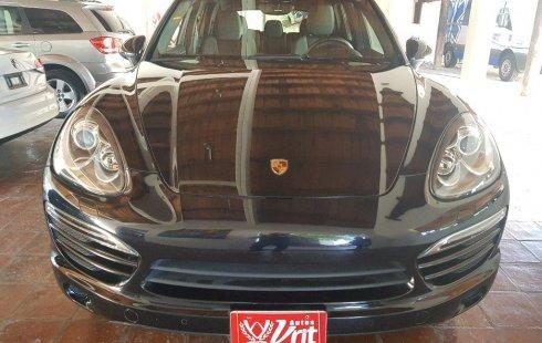 No te pierdas un excelente Porsche Cayenne 2012 Automático en Celaya
