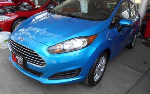 No te pierdas un excelente Ford Fiesta 2015 Manual en Zapopan