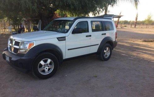 Se vende urgemente Dodge Nitro 2007 Automático en Hermosillo