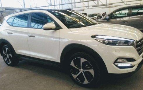 Quiero vender un Hyundai Tucson en buena condicción