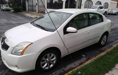 Nissan Sentra impecable en Guadalupe