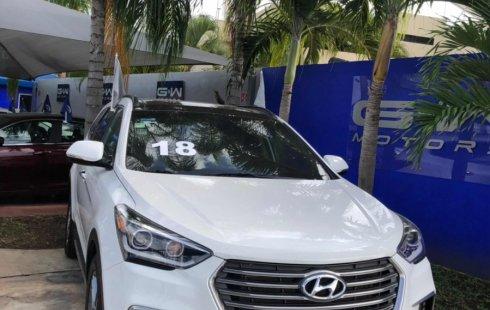 Hyundai Santa Fe 2018 en Mérida