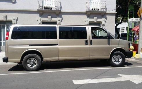 Quiero vender un Chevrolet Express usado