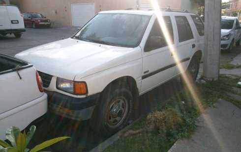 Vendo un Isuzu Rodeo impecable