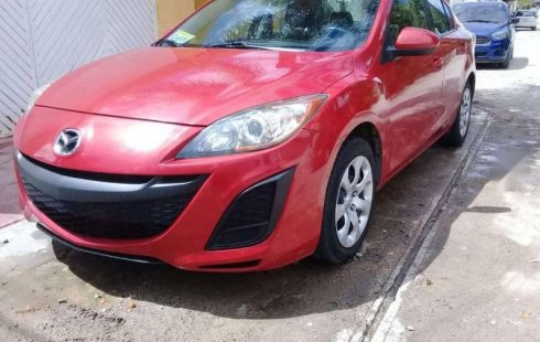 Tengo que vender mi querido Mazda 3 2010 en muy buena condición