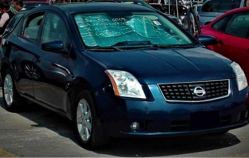 De Oportunidad Nissan Sentra 2009 Emotion, Automático, A/A, Eléctrico, Bolsas de Aire