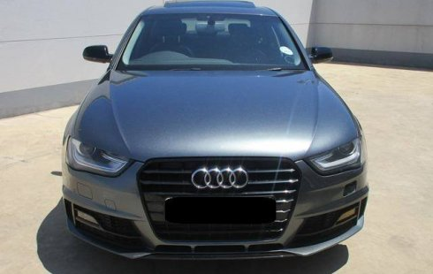 Audi A4 modelo 2015