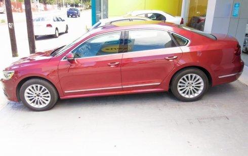 Volkswagen Passat 2017 usado en Benito Juárez