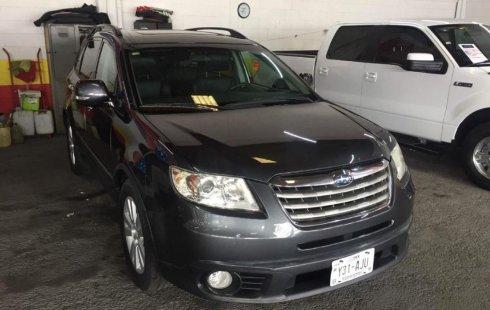 Me veo obligado vender mi carro Subaru Tribeca 2009 por cuestiones económicas