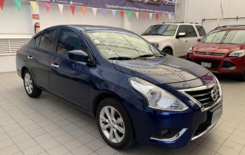 Se vende urgemente Nissan Versa 2018 Manual en Cuauhtémoc